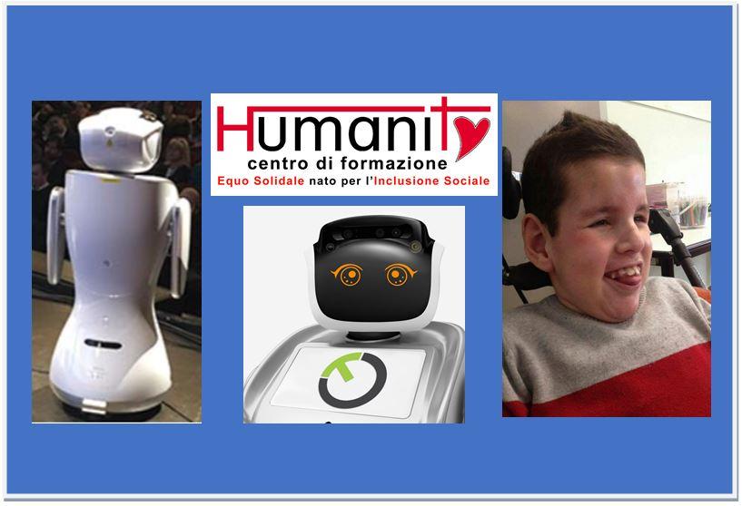 IL ROBOT SOCIALE PER I BIMBI IN OSPEDALE      Premio      Thomas