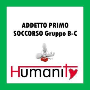 ML-BC - Addetto PRIMO SOCCORSO – Gruppo BC – 1°/3 modulo - mattina @ Sala Riunioni - Parrocchia Natività della B.V. Maria alla Mandria