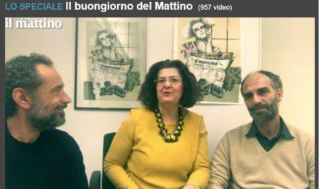 """""""Buongiorno Mattino"""" di Leandro Barsotti – Intervista"""