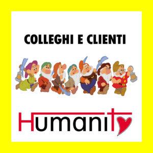 HUFI-COM - COLLEGHI e CLIENTI – 1°/2 modulo @ Centro ANTONIANUM