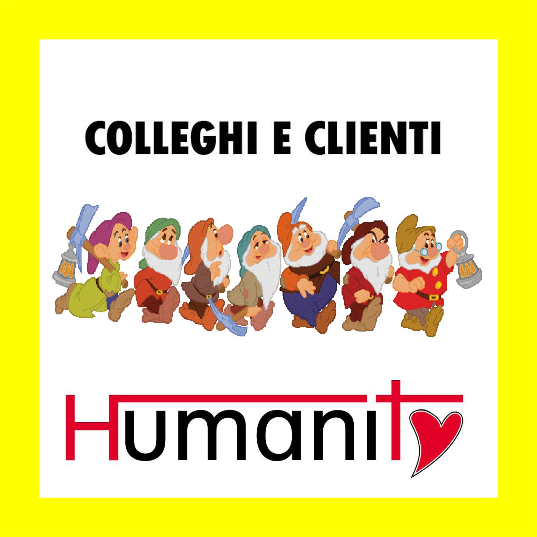 HUFI-COM – COLLEGHI e CLIENTI – 2°/2 modulo