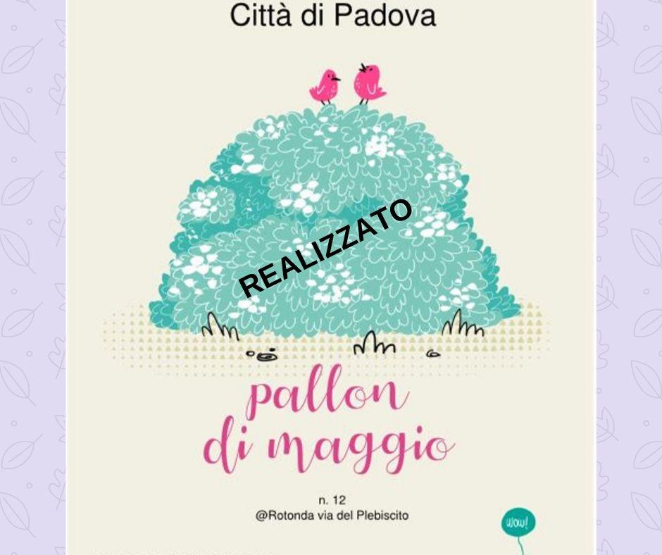 Un regalo alla Città di Padova